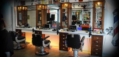 Barbershop meubel