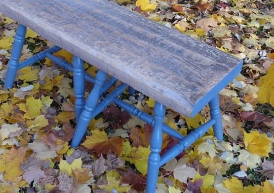 Chairbench een mooi voorbeeld van hergebruik