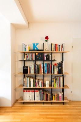 Een R-echte boekenkast