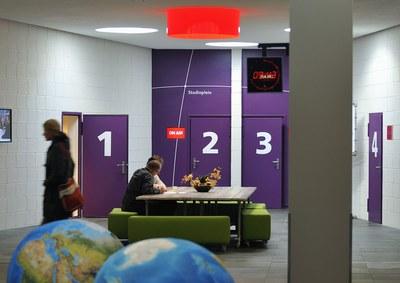Studioplein Radio Nederland Wereldomroep